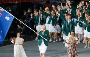 Delegação da Austrália nos Olimpíadas de Londres