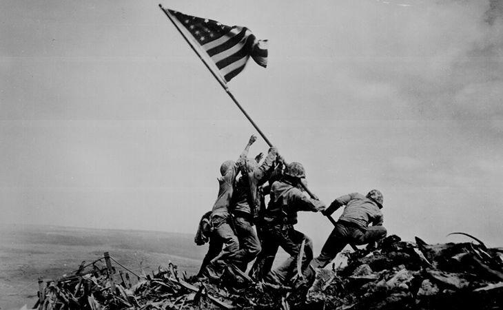 Conflito entre EUA e Japão na Segunda Guerra Mundial. (Foto: Reprodução / US Military)