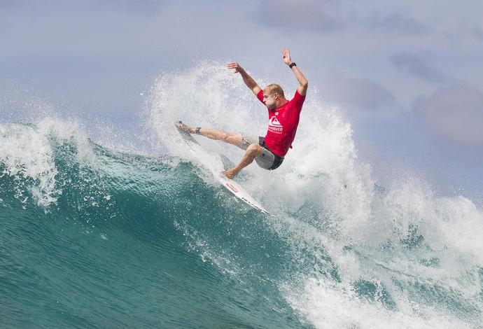 Mick Fanning (Foto: WSL / Kelly Cestari)