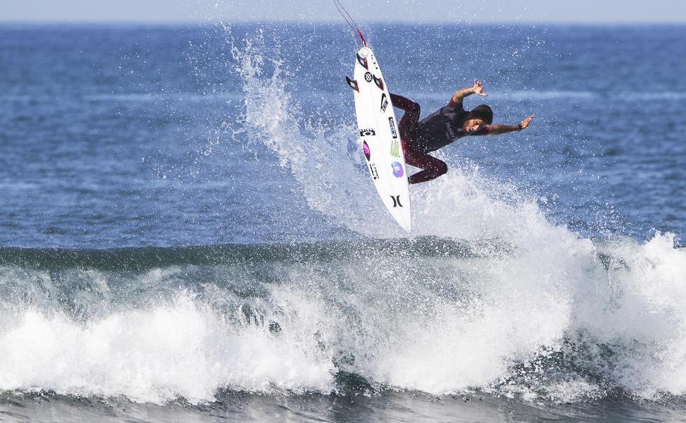 Filipe Toledo (Foto: WSL / Sean Rowland)