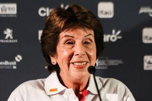 A brasileira Maria Esther Bueno venceu sete torneios individuais de Grande Slam (Bruno Lorenzo/FotoJump/ Rio Open)