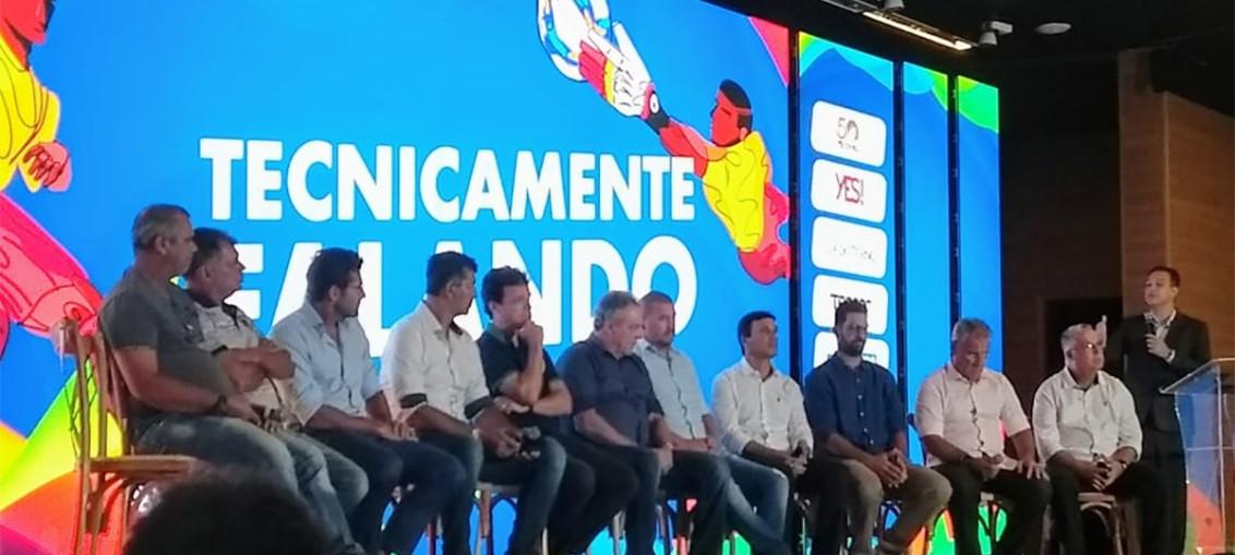 Maracanã sedia cerimônia de abertura do Campeonato Carioca 2019 8d835078849e2